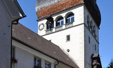 Turnul Sfantul Martin din Bregenz