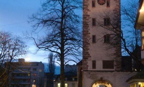Turnul St Johann din Basel