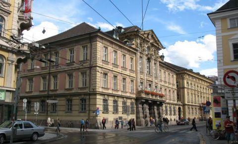 Vechiul Sediu Guvernamental din Innsbruck