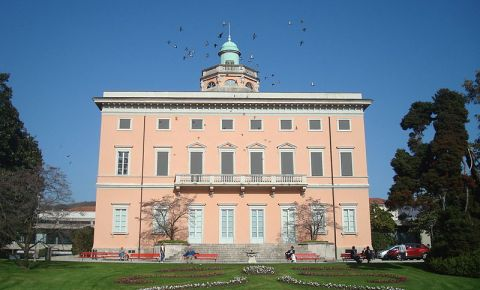Vila Ciani din Lugano
