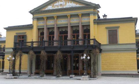 Vila Imperiala din Bad Ischl