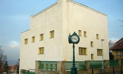 Vila Muller din Praga