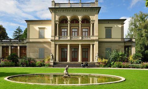 Villa Wesendonck a Muzeului Rietberg