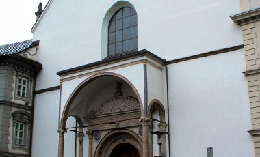 Biserica Hofkirche din Innsbruck