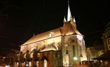 Biserica Saint Francois din Lausane