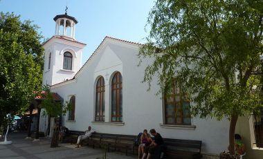 Biserica Sfantul Gheorghe din Sozopol