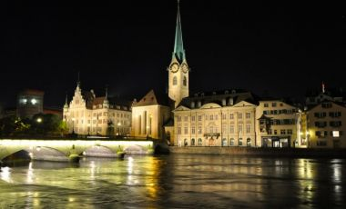 Catedrala Maicii Domnului din Zurich