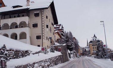 Muzeul Engadine din St Moritz