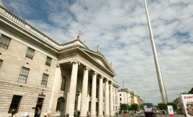 Oficiul Postal Irlandez din Dublin