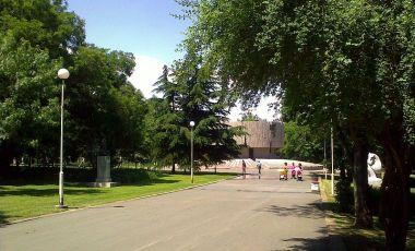 Parcul Maritim din Burgas