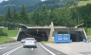 Tunelul Gottardo din Lugano