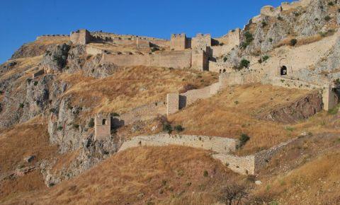 Acropola din Corint