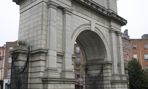 Arcul Puscasilor din Dublin