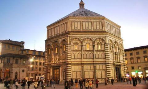 Baptiseriul Sfantul Ioan din Florenta