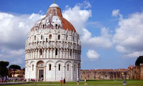 Baptiseriul Sfantul Ioan din Pisa