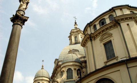 Basilica Santuario della Consolata din Torino