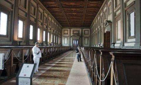 Biblioteca Laurentiana din Florenta