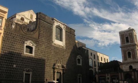 Biserica Gesu Nuovo din Napoli