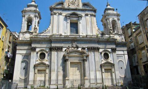 Biserica Girolamini din Napoli