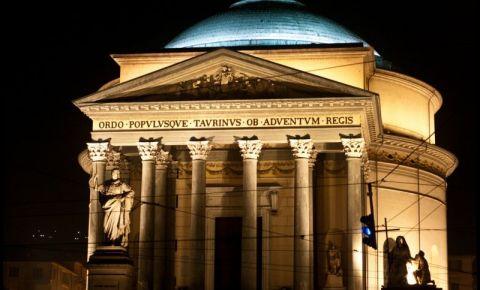 Biserica Gran Madre di Dio din Torino