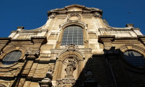 Biserica Notre-Dame de Bon Secours din Bruxelles