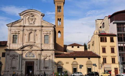 Biserica Ognissanti din Florenta
