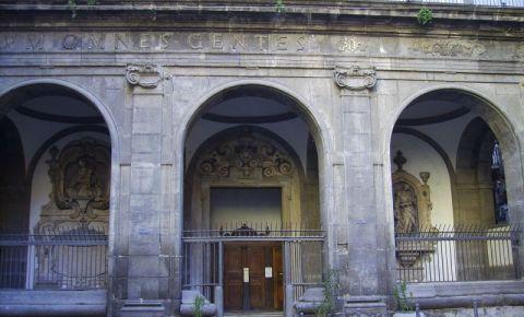 Biserica Pio Monte della Misericordia din Napoli