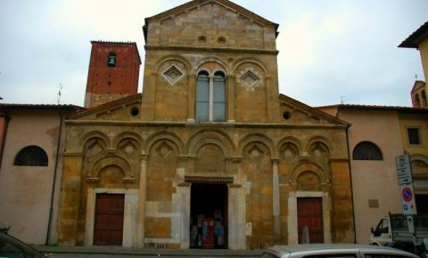 Biserica San Frediano din Pisa