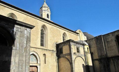 Biserica San Giovanni a Carbonara din Napoli