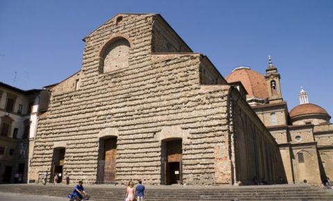 Biserica San Lorenzo din Florenta