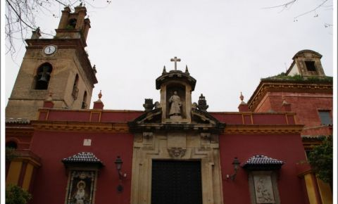 Biserica San Lorenzo din Sevilia