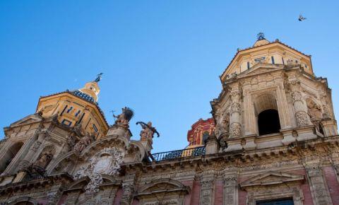 Biserica San Luis din Sevilia