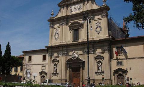 Biserica San Marco din Florenta