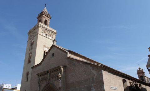 Biserica San Marcos din Sevilia