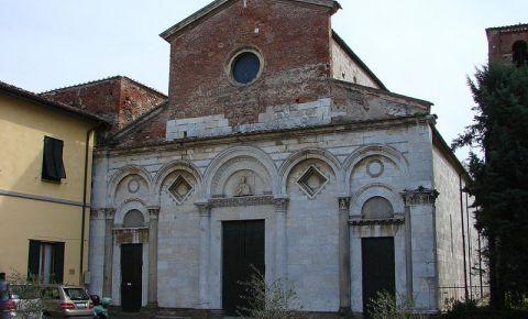 Biserica San Michele degli Scalzi din Pisa