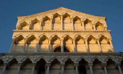 Biserica San Michele in Borgo din Pisa