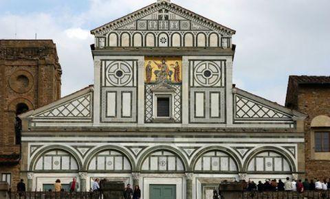 Biserica San Miniato al Monte din Florenta