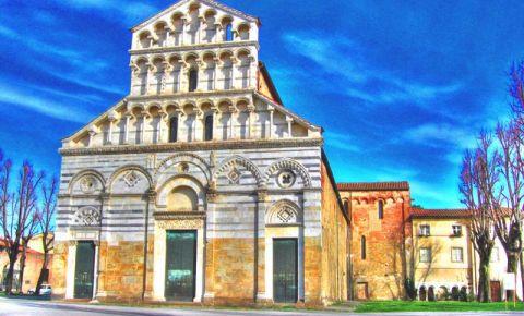 Biserica San Paolo a Ripa d`Arno din Pisa