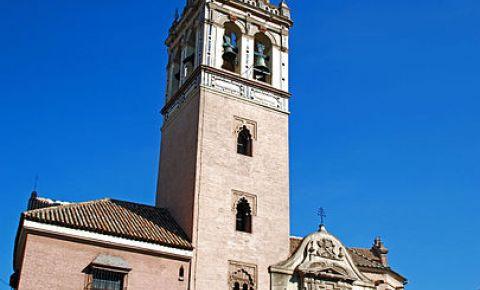 Biserica San Pedro din Sevilia