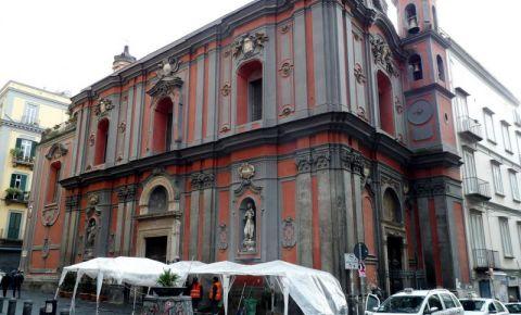 Biserica Sant`Angelo a Nilo din Napoli
