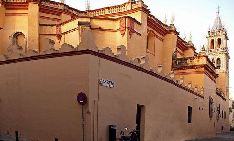 Biserica Santa Ana din Sevilia
