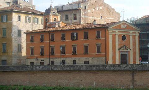 Biserica Santa Cristina din Pisa