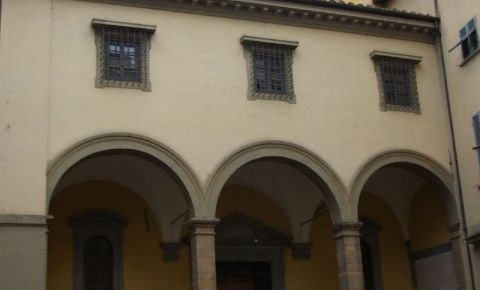 Biserica Santa Felicita din Florenta