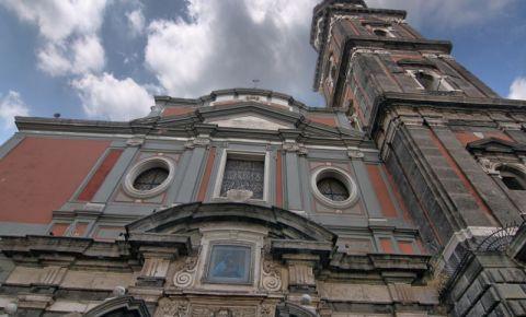 Biserica Santa Maria del Carmine din Napoli