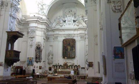 Biserica Santa Maria della Pace din Napoli