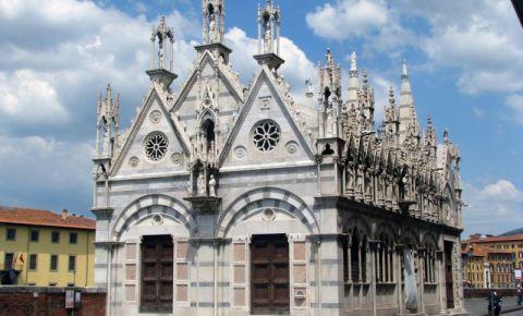Biserica Santa Maria della Spina din Pisa