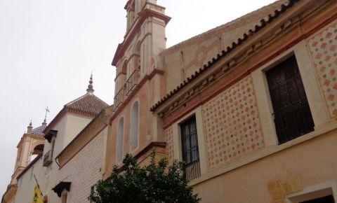Biserica Santa Maria La Blanca din Sevilia