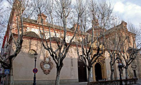 Biserica Santa Maria Magdalena din Sevilia