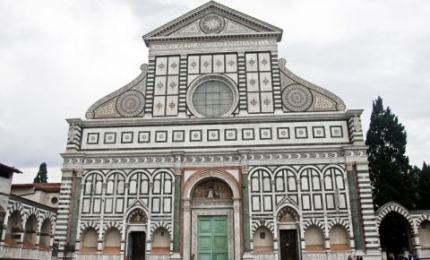 Biserica Santa Maria Novella din Florenta