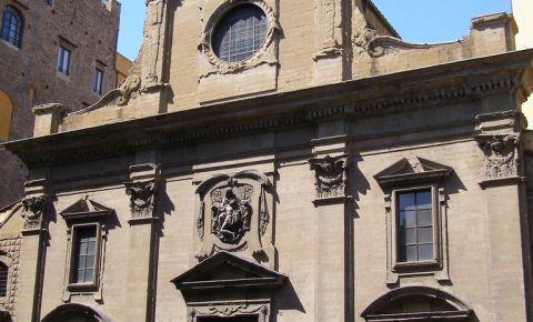 Biserica Santa Trinita din Florenta